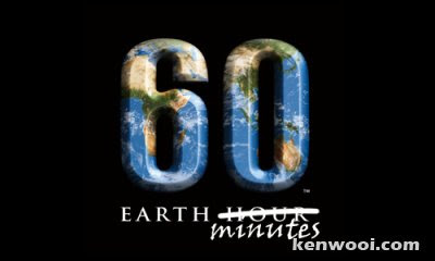 earth hour minutes parody
