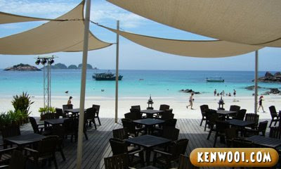 laguna redang island resort beach bar
