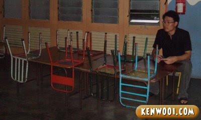 st john kindergarten classroom