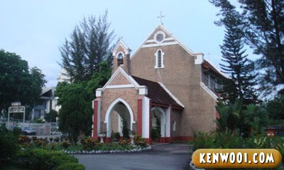 st john kindergarten ipoh church
