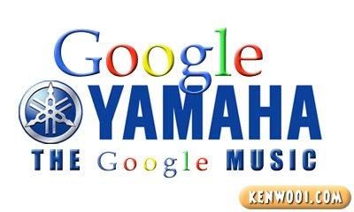 google yamaha music