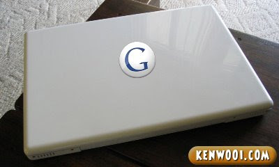 google notebook laptop