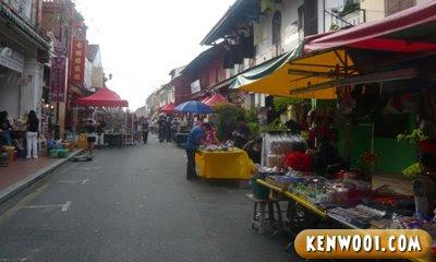 malacca jonker street