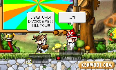 maplestory divorce