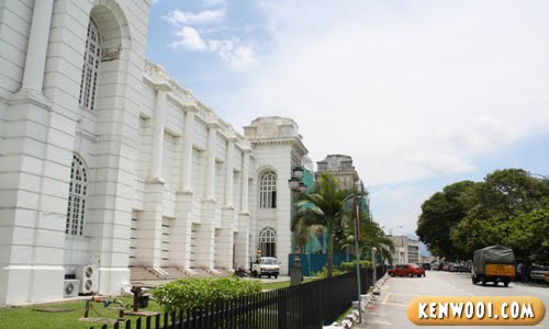 ipoh town hall side