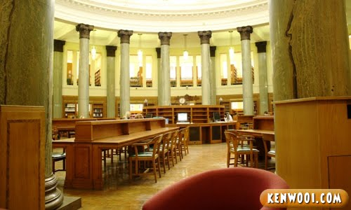 leeds brotherton library