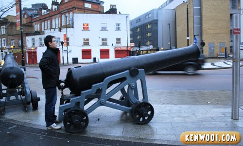 my large cannon