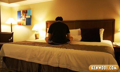 hotel nikko busy