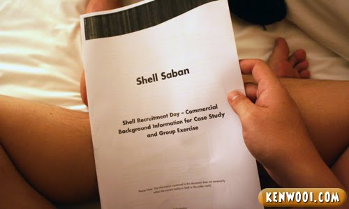 shell srd case study