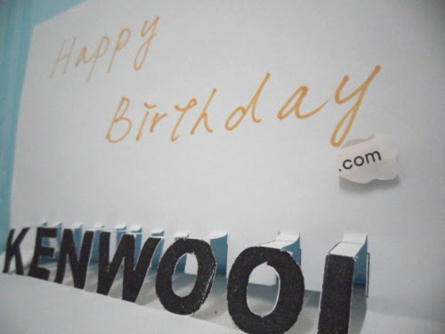 kenwooi birthday gift