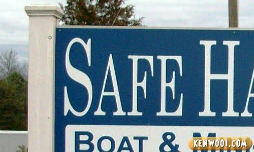 safe sign