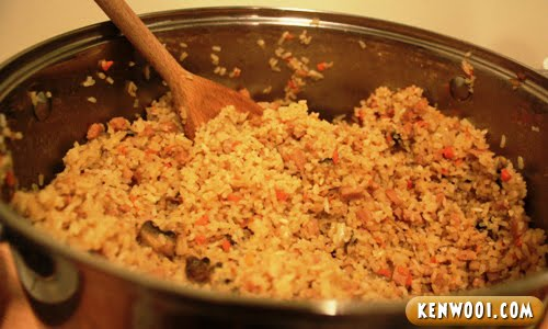 home cook rice