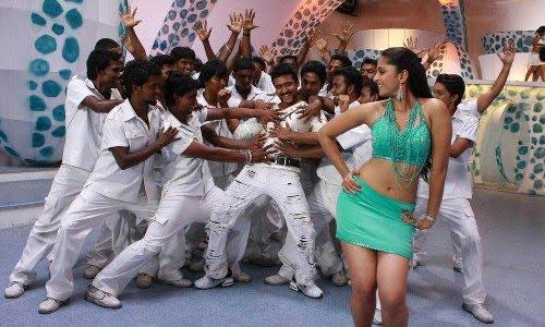 tamil movie group dance