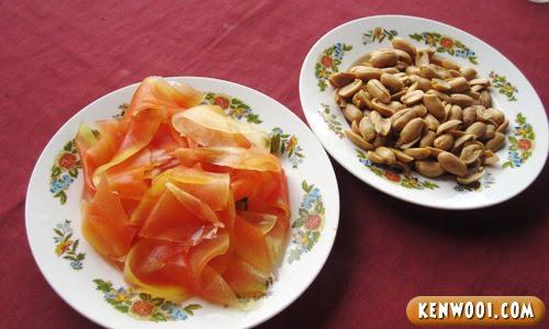 klang seafood tidbits