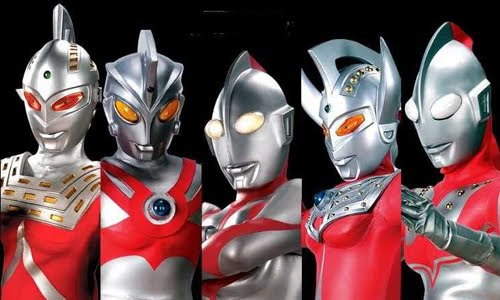 ultraman brothers