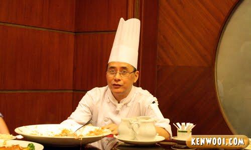 chinese master chef