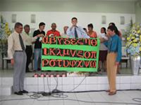 Parabéns a turma de formando do curso básico de Grego Bíblico