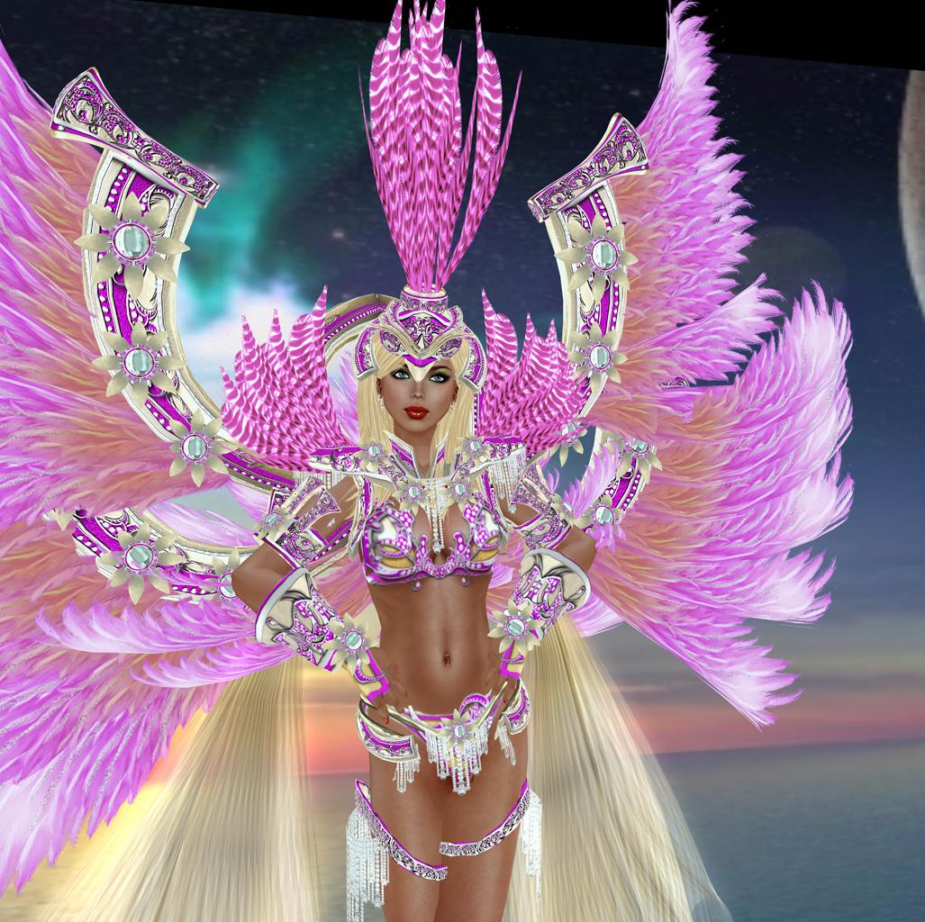 Как сделать костюм на карнавале 809