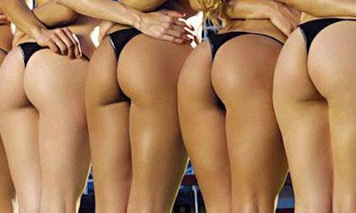Los cuerpos del certamen de Miss Reef Bikini