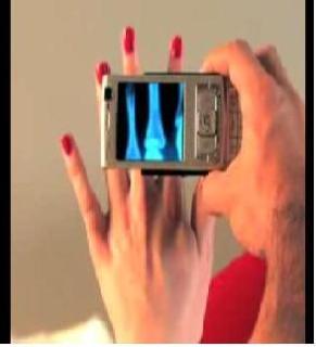 X-Ray Scanner Untuk Handphone | Khamardos's Blog