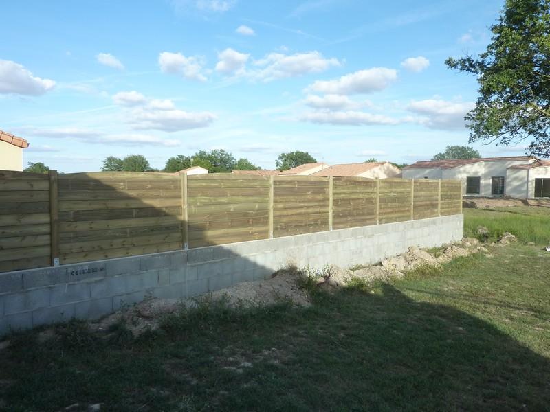 La maison k tanou les murs enfin la fin for Construction mur mitoyen