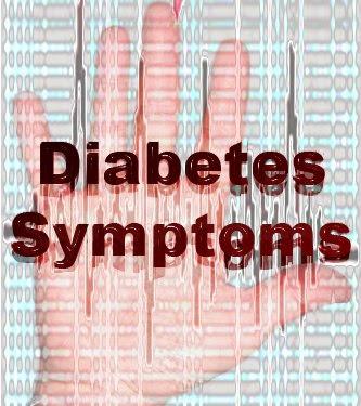 Diabetes Symptoms,Adult Diabetes