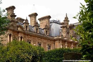 waddesdon manor buckinghamshire