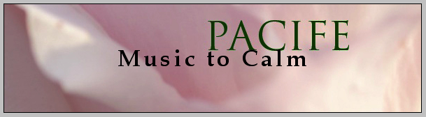 PACIFE Music to Calm
