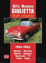 Alfa Romeo Giulietta - Gold Portfolio
