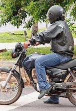 Sou motoqueiro