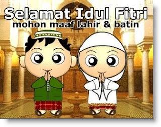 Sms Ucapan Selamat Hari Lebaran 1 Syawal 1433 H