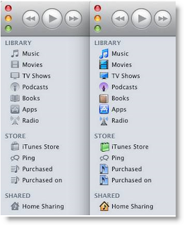 Get Color Back Into iTunes 10