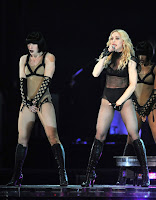 Madonna en gira Sticky & Sweet