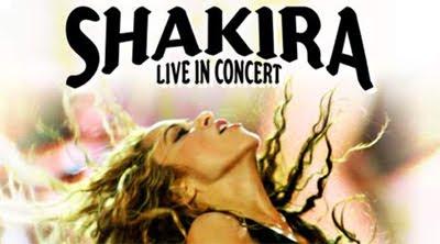 concierto de Shakira en España