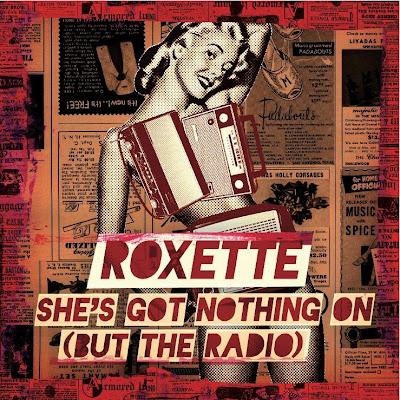 portada sencillo nuevo disco roxette llamado Charm School