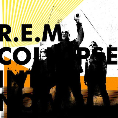 "Portada del Album ""Collapse Into Now"" de R.E.M"
