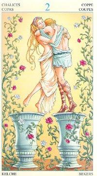 universa goddess tarot