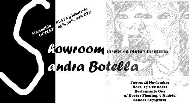 Gran Mercadillo de Plata y Bisutería de Sandra Botella