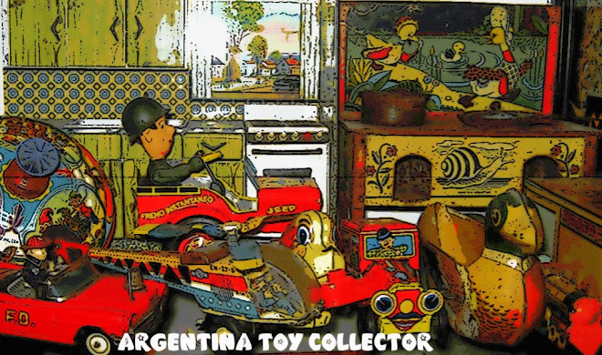 ARGENTINA TOY COLLECTOR