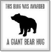 Giant Bear Hug Award
