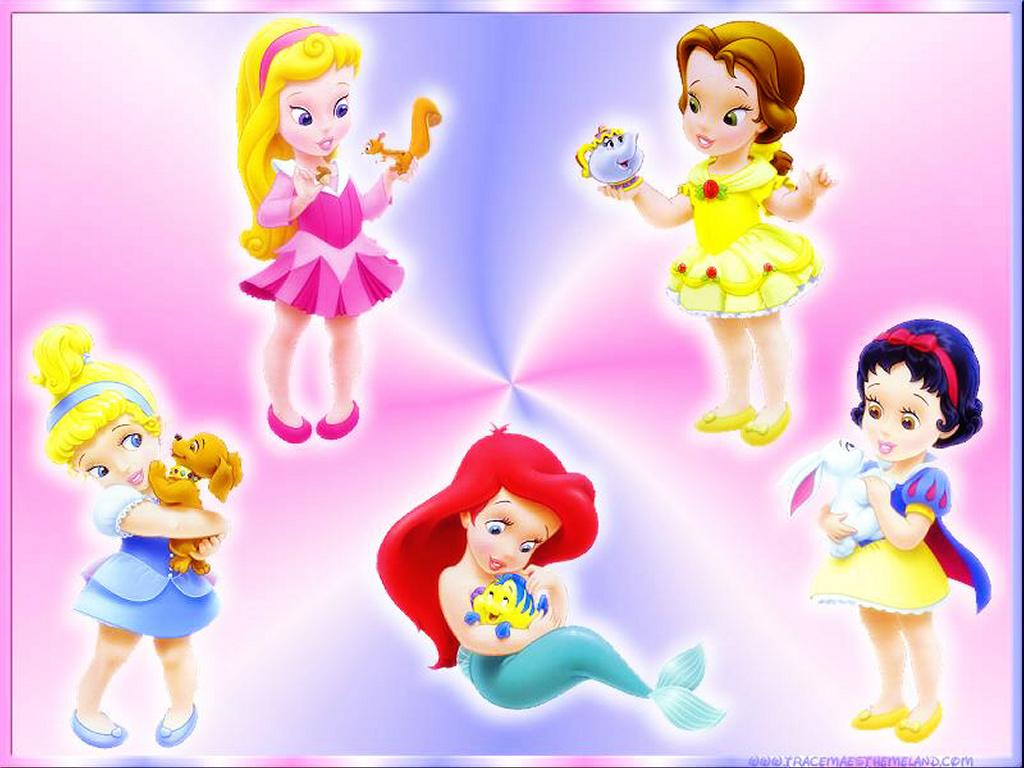 Free Gambar Disney World Cartoon Pictures Princess Cinderella