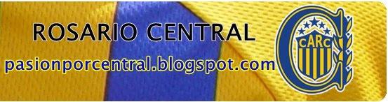 Página dedicada a Rosario Central