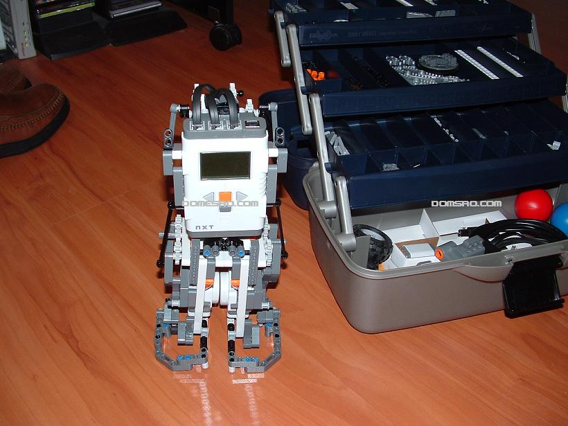 mindstorm nxt projects