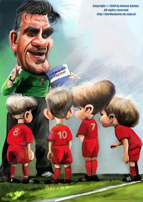 Caricatura-Carlos-Queiros