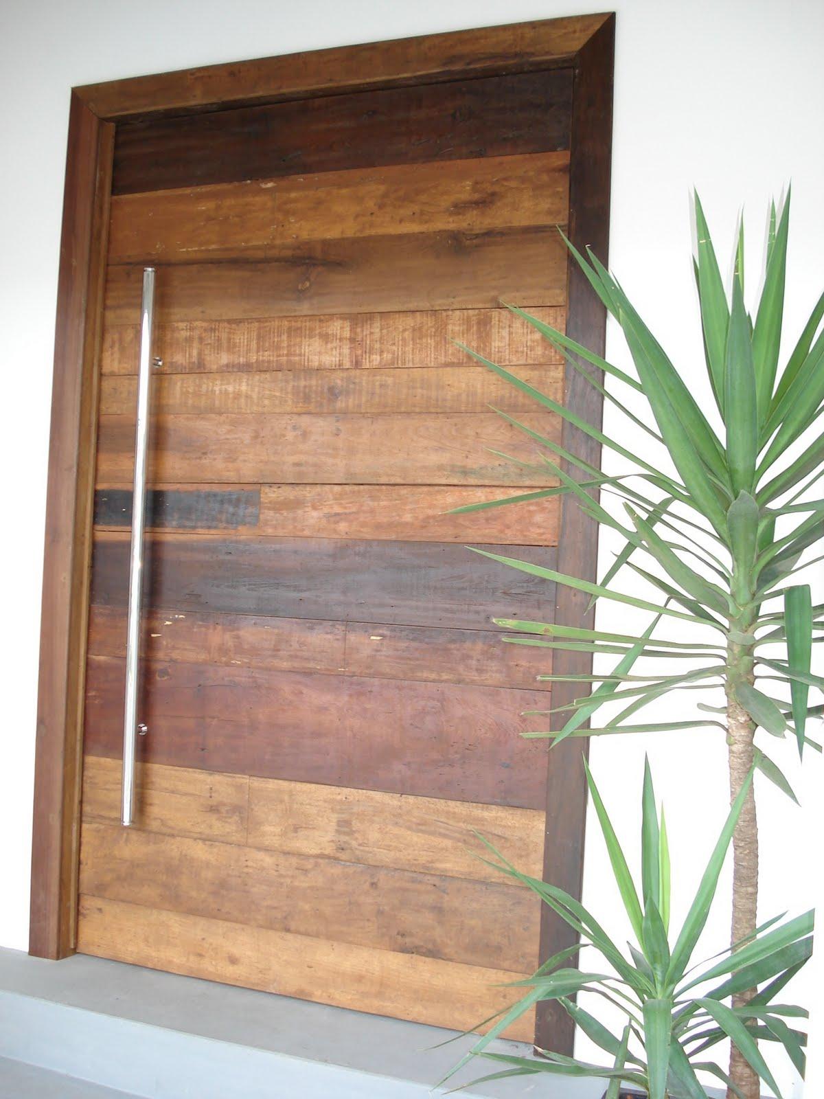 #966835 Casa de Maria Organic Design: Porta Pivotante! 600 Janelas Em Madeira Sob Medida