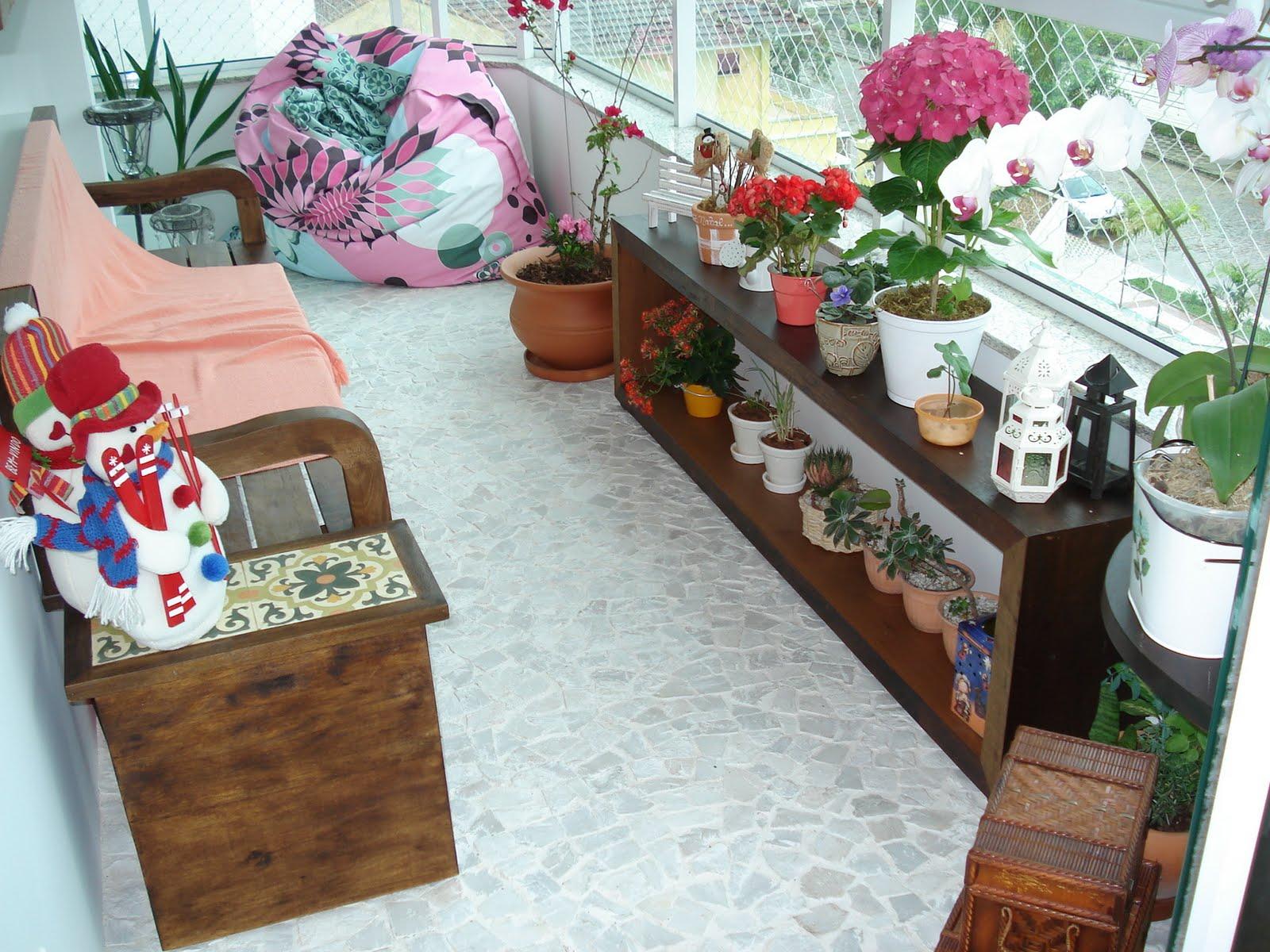 Casa de Maria Organic Design: Ideia para Sacada! #6F412E 1600x1200