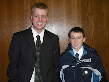 Jared & His BYU Buddy Braden!