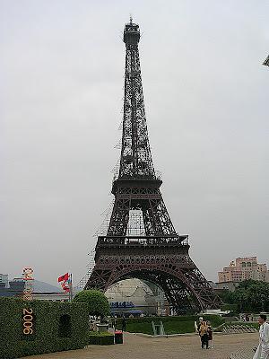 Fresh Pics: The Chinese Eiffel Tower