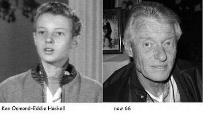 Older Celebs Then and Now
