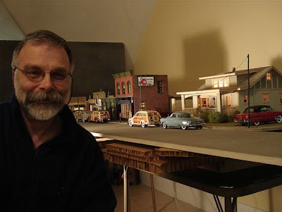 The Miniature World of Michael Paul Smith